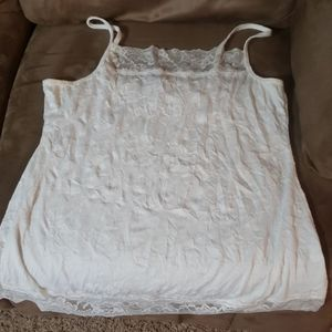 Maurices crinkle tank